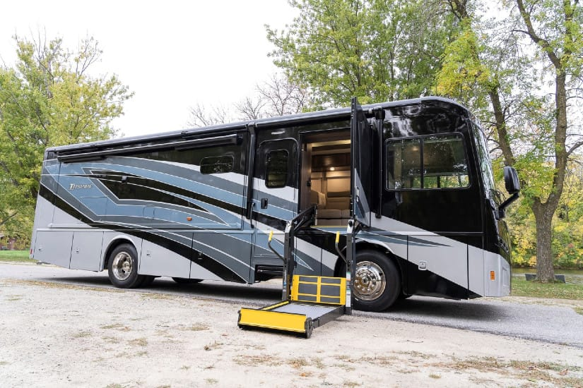 Accessibility Enhanced RVs for 2021 Hit the Market
