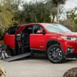 BraunAbility Debuts the Wheelchair-Accessible Chevrolet Traverse