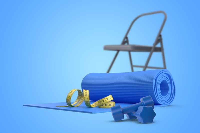 Free Home Exercise Kit for Disabled