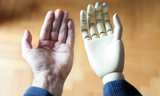 Prosthetic Limbs May Not Remap the Brain's Sense of Touch, Even After Long-Term Use