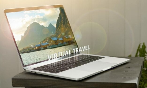 Stuck at Home or Unable to Travel? Take a Virtual Journey Instead