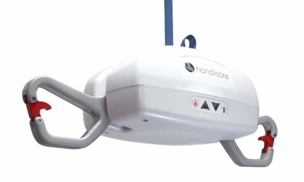 Handicare Launches the AP-Series Portable Ceiling Lift