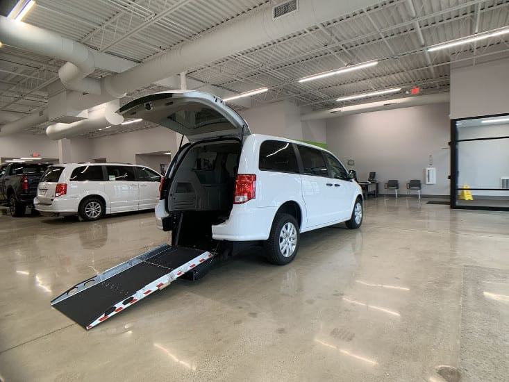 MobilityWorks Launches Flexible Wheelchair-Accessible Vehicle