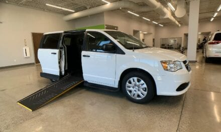 MobilityWorks Launches the Accessibility 4 All Side-Entry Vehicle
