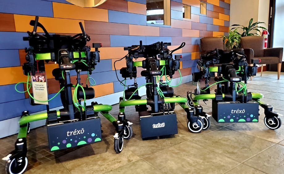 Good Shepherd Rehabilitation Network Adds 2 New Trexo Plus Robotic Exoskeletons to Help Children Walk