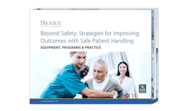 Beyond Safety: Strategies for Improving Outcomes with Safe Patient Handling