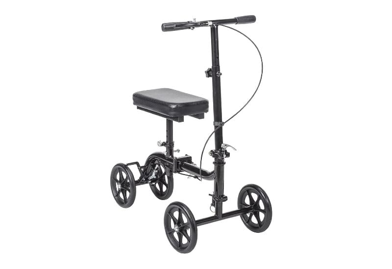 Folding Knee Walker Aims to Encourage Mobility During Recovery