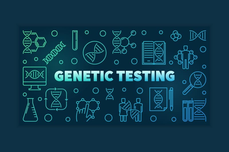 Cerebral Palsy At-Home Genetics Test