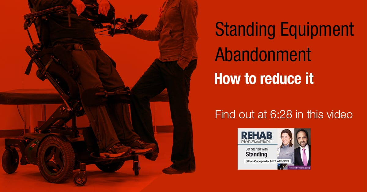 Standing Equipment Abandonment: How to Reduce It