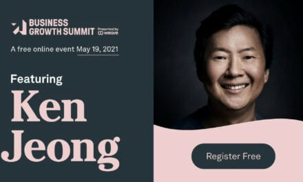 Weave Spring Business Growth Summit to Feature Keynote by Ken Jeong