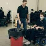Is Your Wheelchair Smart? LUCI Shows the Way