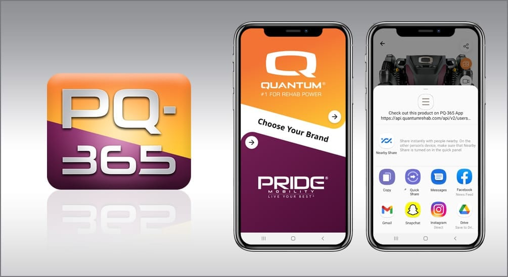 There's an App for That: PQ-365 Launches