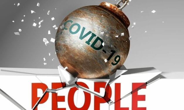 A Wrecking Ball to the Disability Community: COVID-19