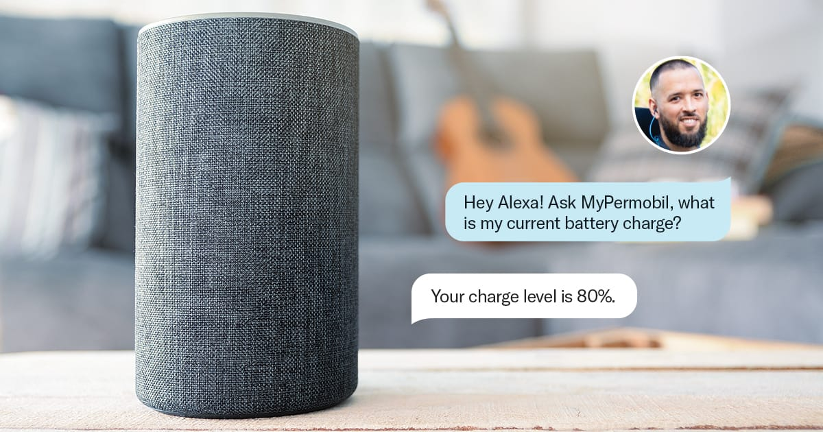New Voice Assistant on MyPermobil App Offers Hands-Free Interaction