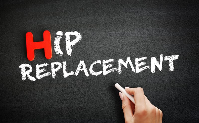 New Hip, Same Old Sedentary Life