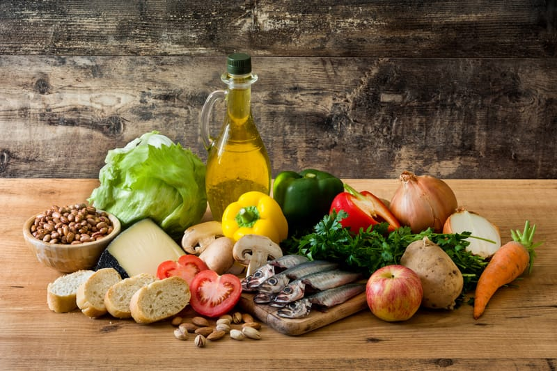 Can Mediterranean Diet and Exercise Help Prevent Dementia?