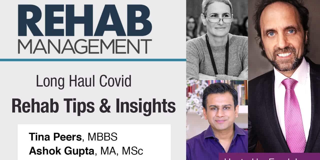 Long Covid Rehab Tips & Insights