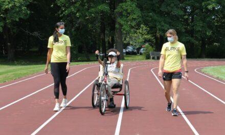 Bike-On Clinics Resume at Burke Rehabilitation Hospital