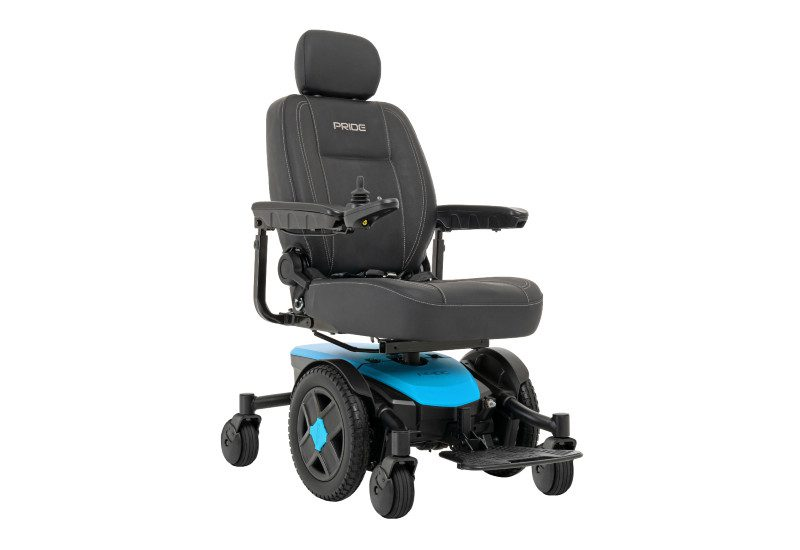 Pride Mobility Launches JAZZY EVO 613 Group 2 Power Chair