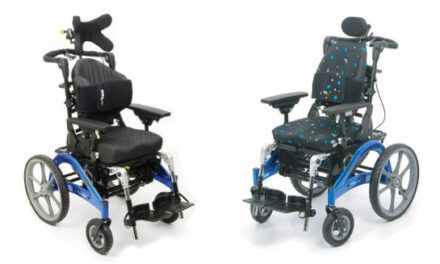 Etac's Convaid Flyer Partners with Matrx Seating
