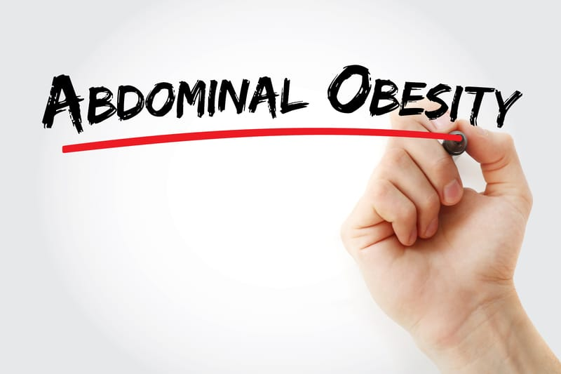 Abdominal Obesity + Age = Possibility of Mobility Problems
