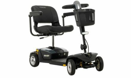 Get Out and Go-Go Even Farther with This from Pride Mobility