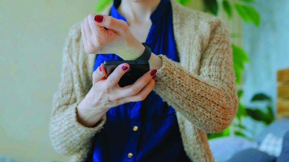 Self-Efficacy Through Wearables