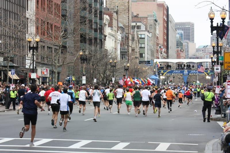 The Kyle Pease Foundation Makes Boston Marathon Debut