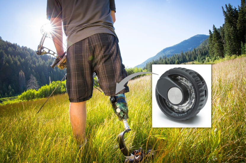 Click Reel Aims to Help Ease Prosthetic Adjustments