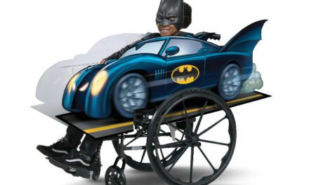 Disguise Inc Expands Range of Licensed Wheelchair Cover Sets and Adaptive Costumes
