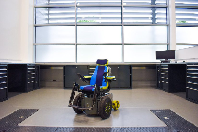 WAE, Whizz-Kidz and Frazer-Nash Consultancy Join Forces on Innovative New Wheelchair